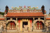 Pak Tai Temple in Cheung Chau, Hong Kong — Stock Photo