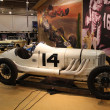 Historic Mercedes-Benz Racing Car — Stock Photo #7943251