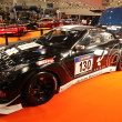 nissan gtr r35 racing car — Stock Photo