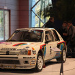 Stock Photo: Peugeot 205 Turbo 16 Rally
