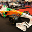Force IndiVJM 04 Formul1 racing car — Stockfoto #7944896