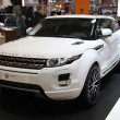 Stock Photo: Range Rover Evoque Custom