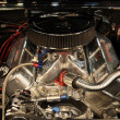 V8 Motor of the Chevrolet Camaro SS from 1967 — Stock Photo #7945226