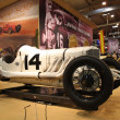 Historic Mercedes-Benz Racing Car — Stock Photo #7945447