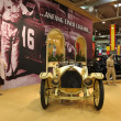 Stock Photo: Historic De Tamble Runabout Car from 1910