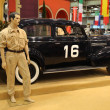 Foto Stock: Historic Chevrolet Master De Luxe from 1938