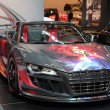 Audi R8 from ABT shown at Essen Motor Show — Stock Photo #7946111
