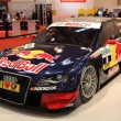 Audi A4 DTM R14+ Racing Car - Stock Photo