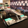 Mercedes-Benz Formul1 racing car — Stock Photo #7946747