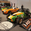 Stock Photo: Sportscars shown at Essen Motor Show