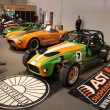 Sportscars shown at the Essen Motor Show — Stock Photo