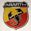Fiat Abarth Logo — Stock Photo