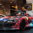 Audi R8 from ABT shown at Essen Motor Show — Stock Photo #7947774