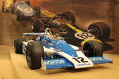Historische norton formule auto — Stockfoto
