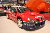 Citroen xsara wrc rallye de course — Photo
