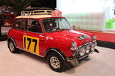 Mini Cooper S Rally from 1967 — Stock Photo
