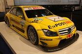 Carro de corrida mercedes-benz amg dtm — Foto Stock
