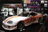 Custom Toyota Supra — Stockfoto