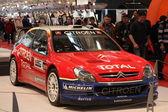 Citroën xsara wrc rally raceauto — Stockfoto