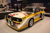 Audi Quattro Rally Race Car from 1984 — Stock Photo