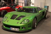 Sportscar shown at the Essen Motor Show — Stok fotoğraf