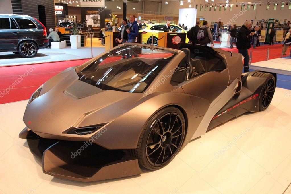 Sbarro Evoluzione Lamborghini Styled Go Kart Stock Editorial Photo 169 Philipus 7946199