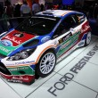 Ford Fiesta RS WRC Rally Car — Stock Photo