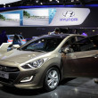Stock Photo: New Hyundai i30