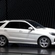 Mercedes Benz M-Class SUV - Stock Photo