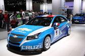 Chevrolet Cruze Racing Car — Stock Photo