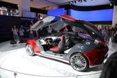 Ford Concept Car EVOS — Stock Photo
