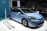 Toyota Prius Plug-in Hybrid — Stock Photo