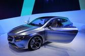 Mercedes Benz New A Class — Stock Photo