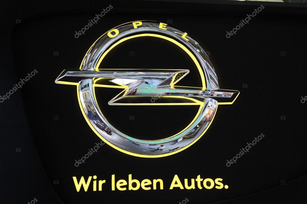 опель логотип