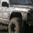 Stock Photo: Off road 4x4
