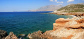 Greece crete panorama — Foto Stock