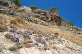 Greece crete spinalonga — Stockfoto