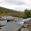Small river in scottish highlands - Stock Photo