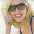 Beauty At The Beach Too — Stock Photo #6779169