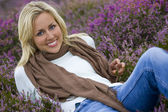 Beauty In The Heather — Photo