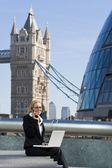 London Executive — Stock Photo