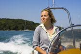 Cruising The Med — Stock Photo