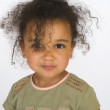 Cute and Curly Too — Stock Photo #6802547