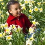 Springtime Fun — Stock Photo