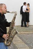 Romantic Jazz — Stock Photo