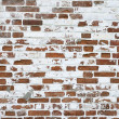 Old red brick — Foto Stock