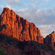 Постер, плакат: The Watchman Zion National Park