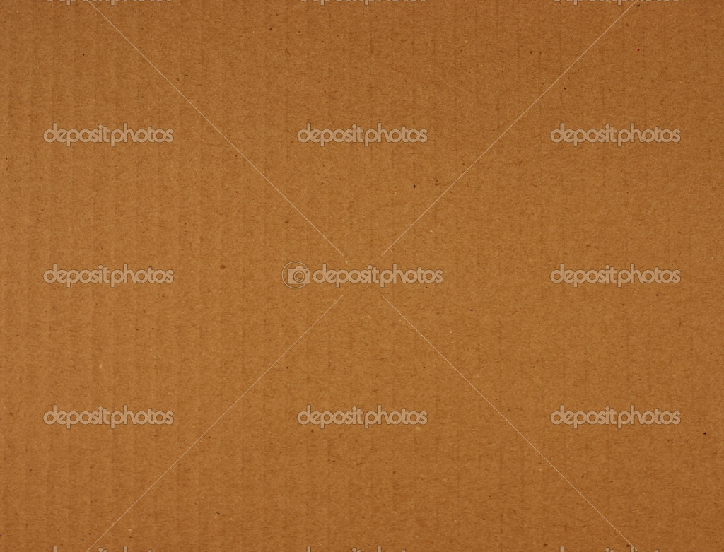 Brown cardboard background — Stock Photo #6797175