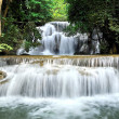 Huay Mae Khamin Waterfall ,Thailand — Stock Photo
