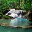 Erawan Waterfall, Thailand - Stock Photo